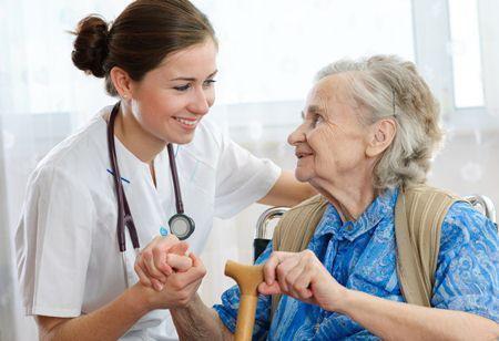 รับเฝ้าไข้ จัดส่งคนดูแลผู้สูงอายุ ดูแลผู้ป่วย