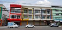 ขายตึก3ชั้น สร้างใหม่ ติดถนนกวงเฮง ศรีสะเกษ